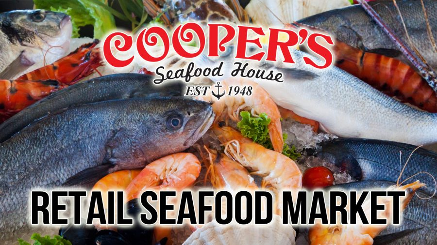 Cooper's Retail Wholesale Seafood Market 2020