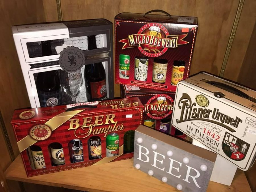 Cooper's Holiday Beer Baskets