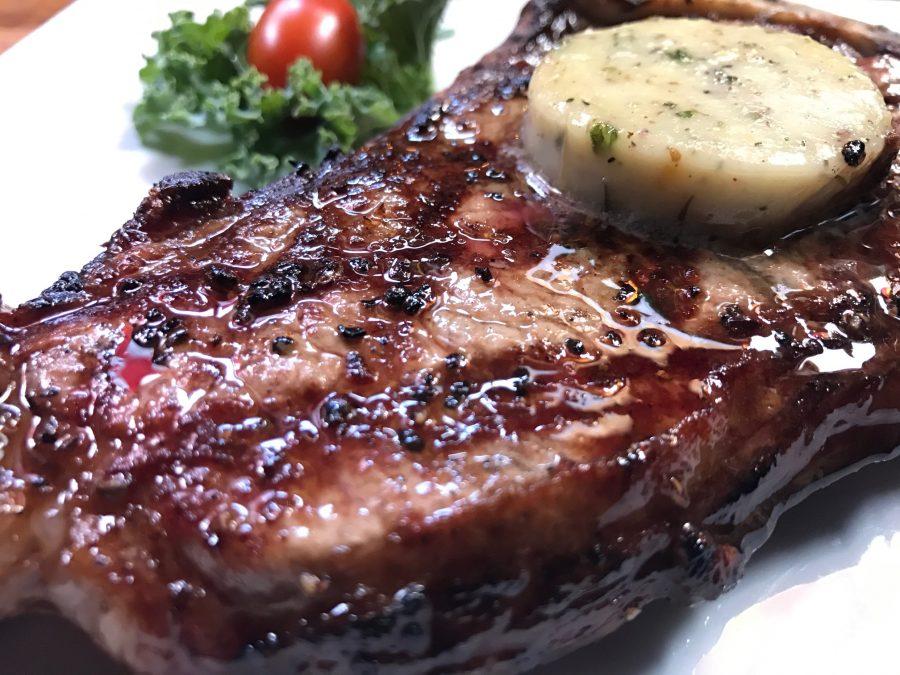 Dry Aged NY Strip Steak