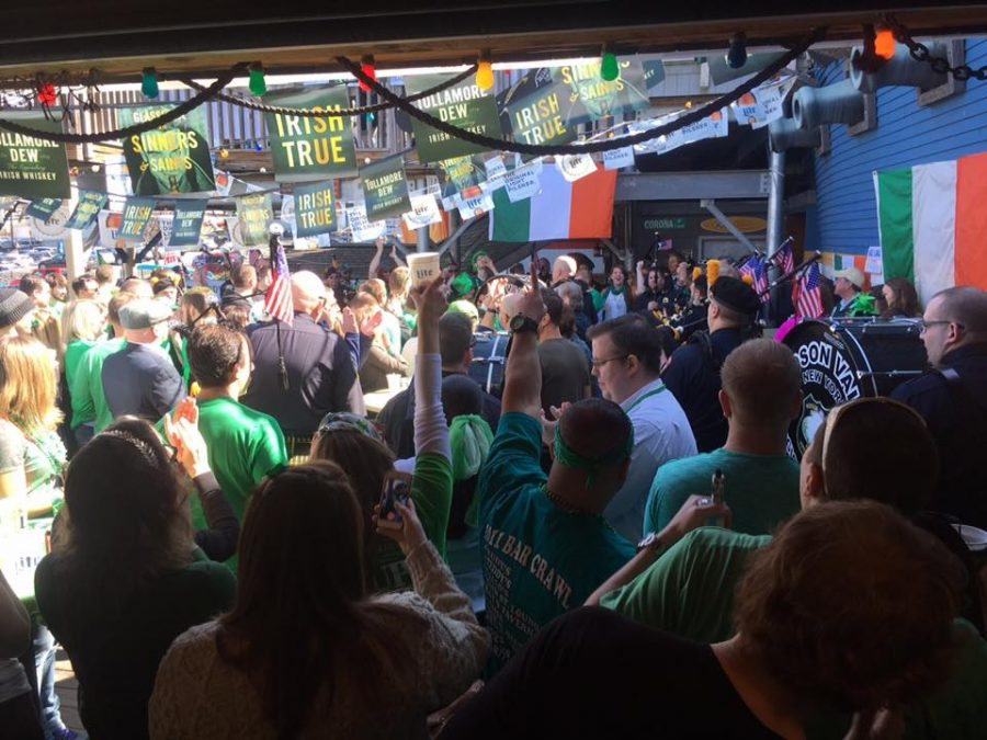 Top 'O the Morning! Cooper's Plans St. Patrick's Day Parade Brunch & Live Entertainment